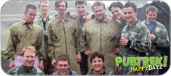 Pubtrek Happy Dayz with Paint ball